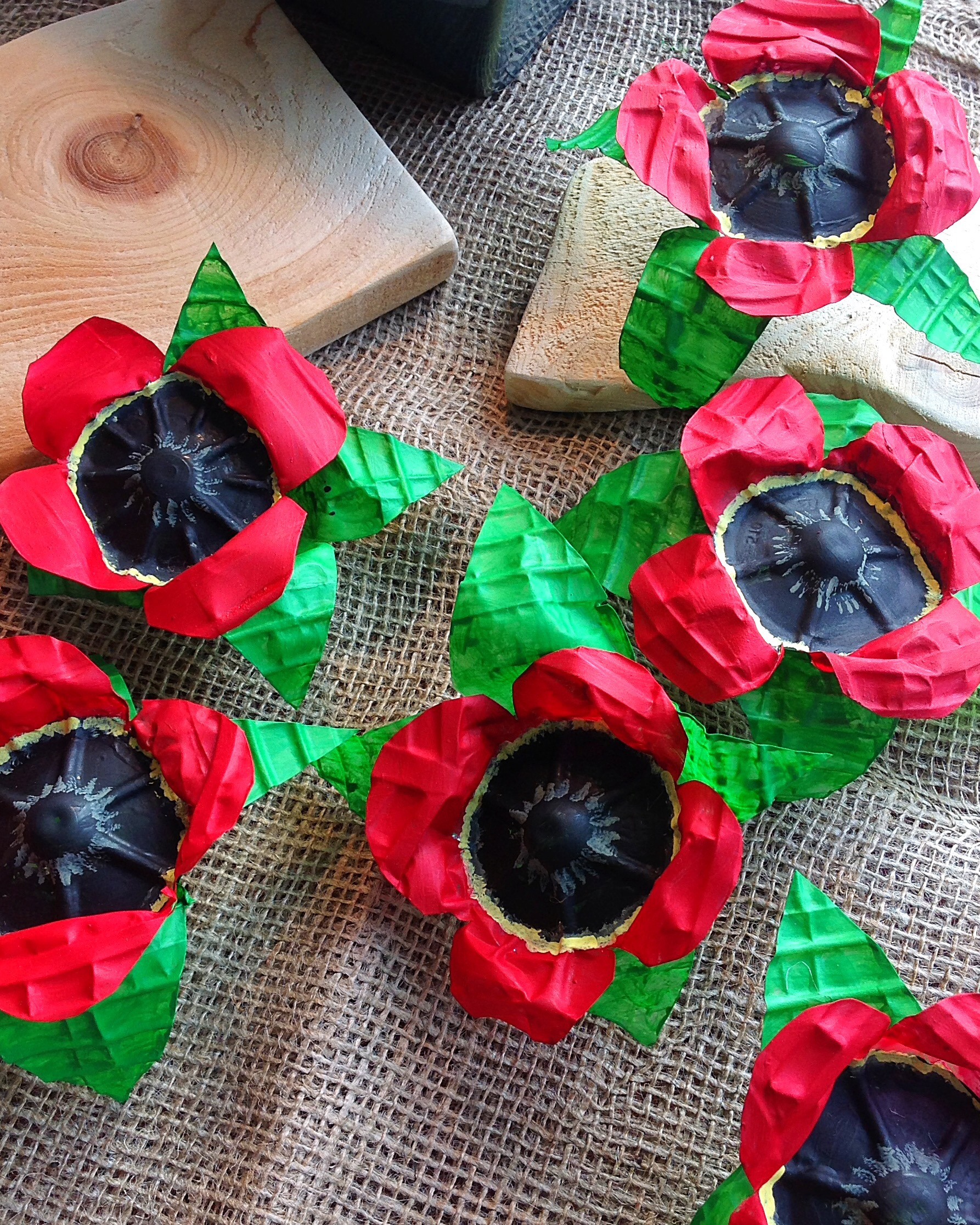 Easybeautiful Water Bottle Poppies Right Brained Mom